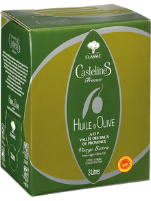 Castelas Extra Virgin Olive Oil (3 L)