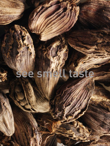 Cardamom Brown Pod Whole