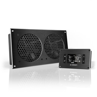 Airplate T7 Home Theater And Av Quiet Cabinet Cooling Fan