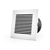 Duct Grille for Audio Video, Home Theater, Hydroponics, Grow Rooms and Closets