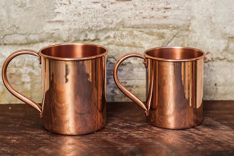 Copper Mug Myths