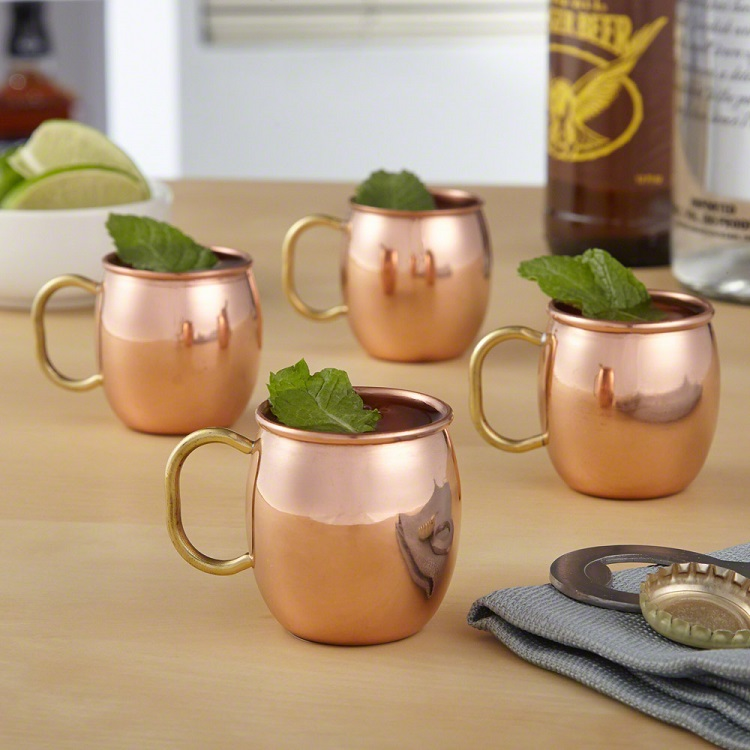 Copper Mug Party
