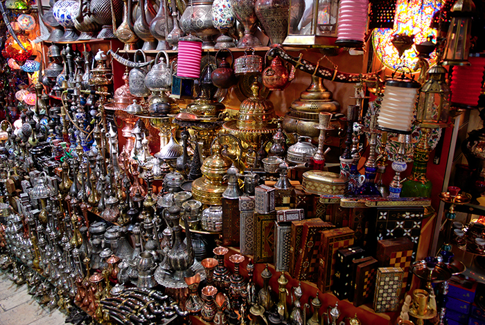 markets in Istanbul