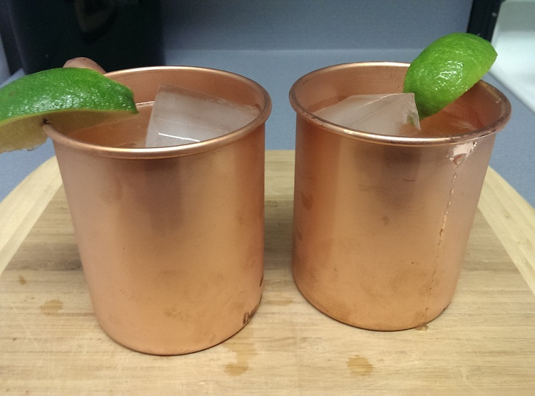 The Washington Mule
