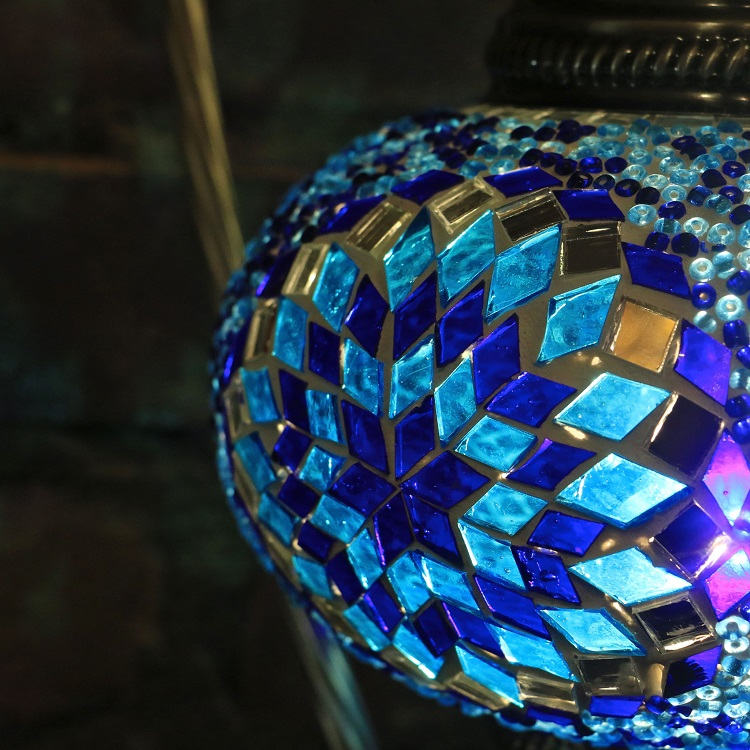 Turkish Mosaic Table Lamps
