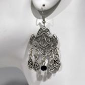 Profile of earrings