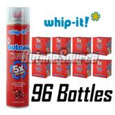 Whip-It 5x - Master Case - 96 Bottles