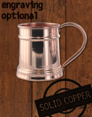20oz Solid Copper Moscow Mule Stein by Paykoc MM11015