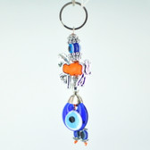 Evil Eye Keychain EE90105
