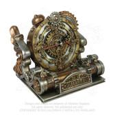 Time Chronambulator Desk Clock