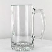 Heavy Glass 24oz Beer Stein
