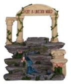 "Display for Fairy & Unicorn Set 10""H"