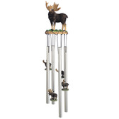 """Moose Round Top Chime, 23""""L GS41882"""