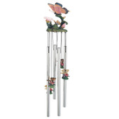 """Butterfly Round Top Chime, 23""""L GS41907"""