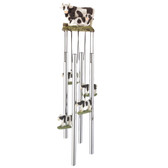 "Cow Round Top Chime, 23""L GS41928"