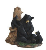 "Bear With Cubs 6""H GS54266"