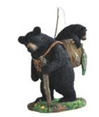 """Bear Fishing With Baby 7""""H GS54290"""