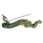 Green Dragon Incense Burner GS71395