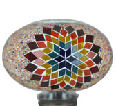 Turkish Mosaic Lamp Shade - B3 - Rainbow - Style 2