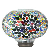 Turkish Mosaic Lamp Shade - B3 - Rainbow - Style 3
