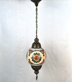 Orb Turkish Mosaic Lamp