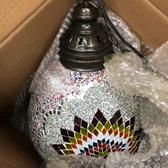 Large Mosaic Pendant