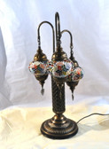 New* 3 Bulb Table Lamp MB2-3K