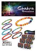 Chakra Bracelets 01938, Assorted Styles
