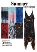 Summer Tie Die Dress