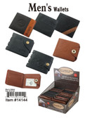 Men's $3000 Leather Wallet, Assorted