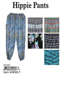 Hippie Harem Pants Assort