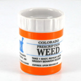 Colorado Prescription Shot Glass