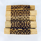 Custom Laser Engraved Palo Santo Sticks 5 Pack