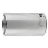 Silver Turbo Metal Nozzle Guard for Blazer Big Shot Butane Torches