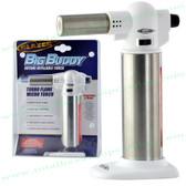 Big Buddy Butane Torch White