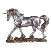 """14 1/2"""" Silver Unicorn GS92057"""