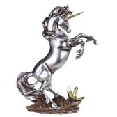 """13 3/4"""" Silver Unicorn GS92056"""