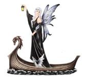 "11"" Black Fairy GS92013"