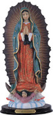 """Our Lady of Guadalupe, 16""""H 316.01"""
