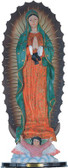 """Our Lady of Guadalupe, 24""""H 324.01"""