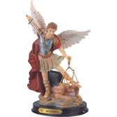 "St. Michael, 9""H"