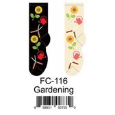 Gardening Foozys Womens Socks FC-116