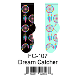 Dream Catcher Foozys Womens Socks FC-107