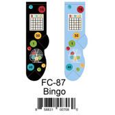 Bingo Foozys Womens Socks FC-87