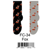 Fox Foozys Womens Socks FC-34