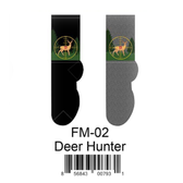 Deer Hunter Foozys Mens Socks FM-02
