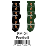 Football Foozys Mens Socks FM-04