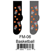 Basketball Foozys Mens Socks FM-06