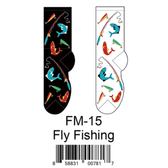 Fly Fishing Foozys Mens Socks FM-15