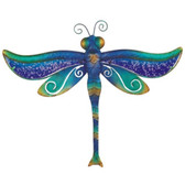 """Dragonfly Metal/WP, BL/PP 21""""W"""